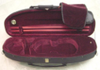 Half-Moon Light weight Viola Case 4lbs