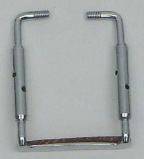 Viola Chinrests Brackets Clamp