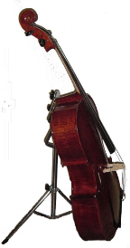 Cello-Bass Stand