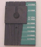 Violin Bridge Marker, Bridge tool
