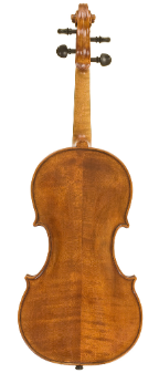 Antiqued Violin Outfit