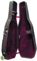 Concord Wood Cello Case