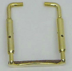 Violin Chinrests Brackets Gold