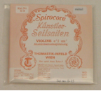 Spirocore Violin Strings