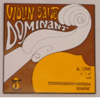 Dominant Violin String E Gold