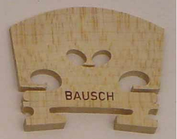 Bausch Viola Bridge (SKU: BrAB)