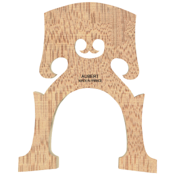 Belgian Cello Bridge Aubert (SKU: BrCb)