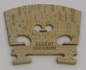 Aubert Violin Bridge (SKU: BrN)