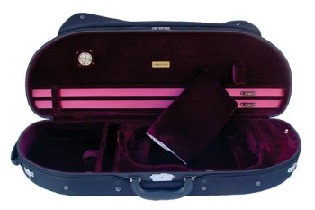 Christino Half moon viola case (SKU: CAMd)