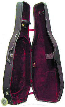 Concord Cello Case with Wheels (SKU: CC12w)