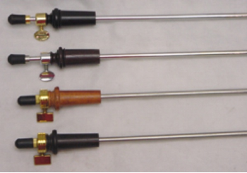 Bass Endpins (SKU: EpPB)