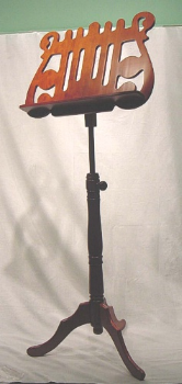 Music Stand (SKU: MSw2)