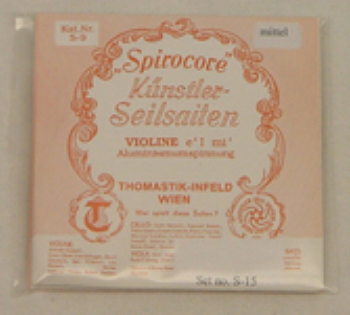 Spirocore Violin Strings (SKU: S8e)