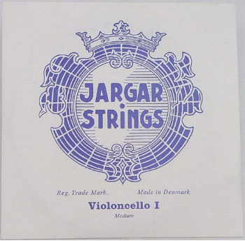 Jargar Cello Strings (SKU: SCJset)