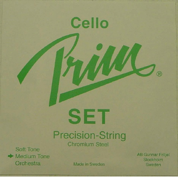 Prim Violin Strings (SKU: SNPe)