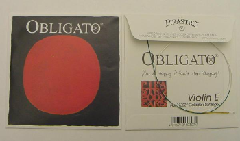 Obligato 4/4 Size Violin Strings (SKU: SNob)
