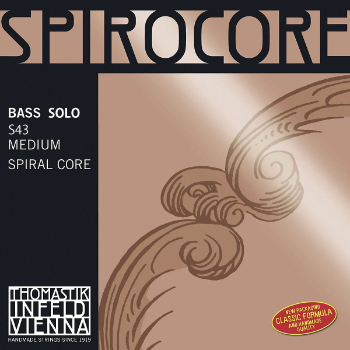 Spirocore 3/4 Bass String set (SKU: SBSP43)