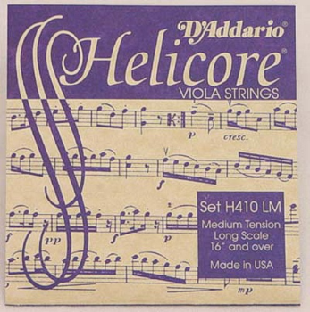Helicore Violin String A small (SKU: SH312as)