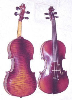 Romanian Violin (SKU: VN200)