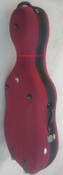 Fiberglass Cello Case (SKU: CCf)