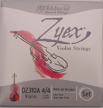 Zyex Viola Strings (SKU: SZ410set)